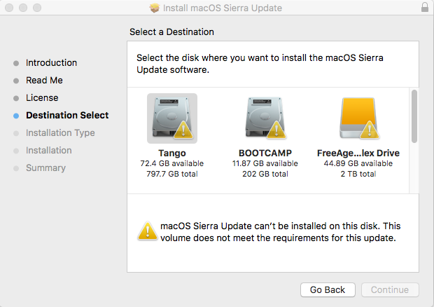 Something broke VMWare Fusion 8 5 10, but I can't reinstall 10 12 6